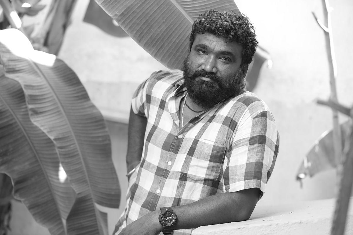 இயக்குநர் விக்ரம் சுகுமாறன்