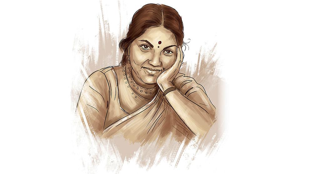 பானுமதி ராமகிருஷ்ணா