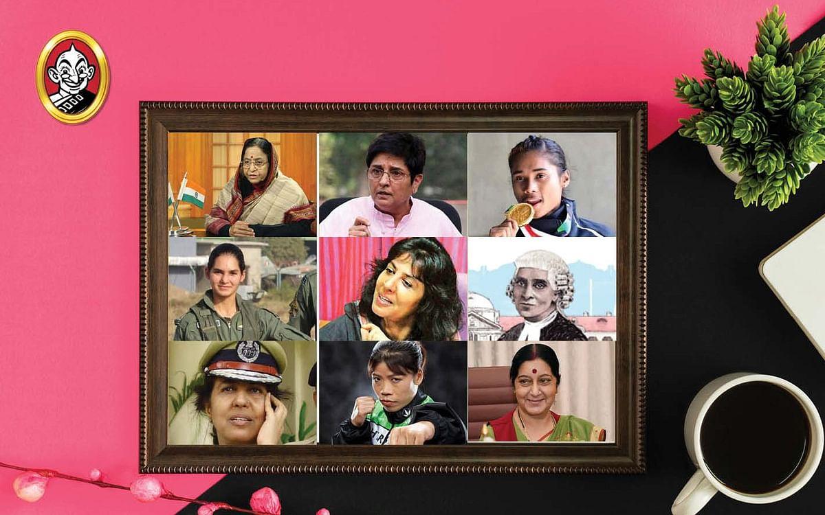 மேரிகோம், ஹீமா தாஸ், ரேஷ்மா... இந்தியாவின் `முதல்' பெண்கள்! #VikatanPhotoCards