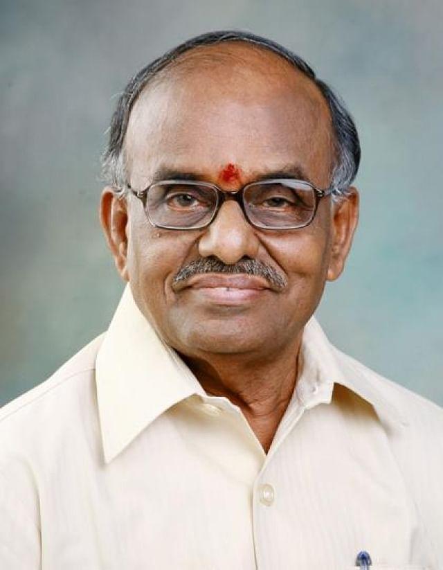 முதியோர்நல மருத்துவர் வி.எஸ். நடராஜன்