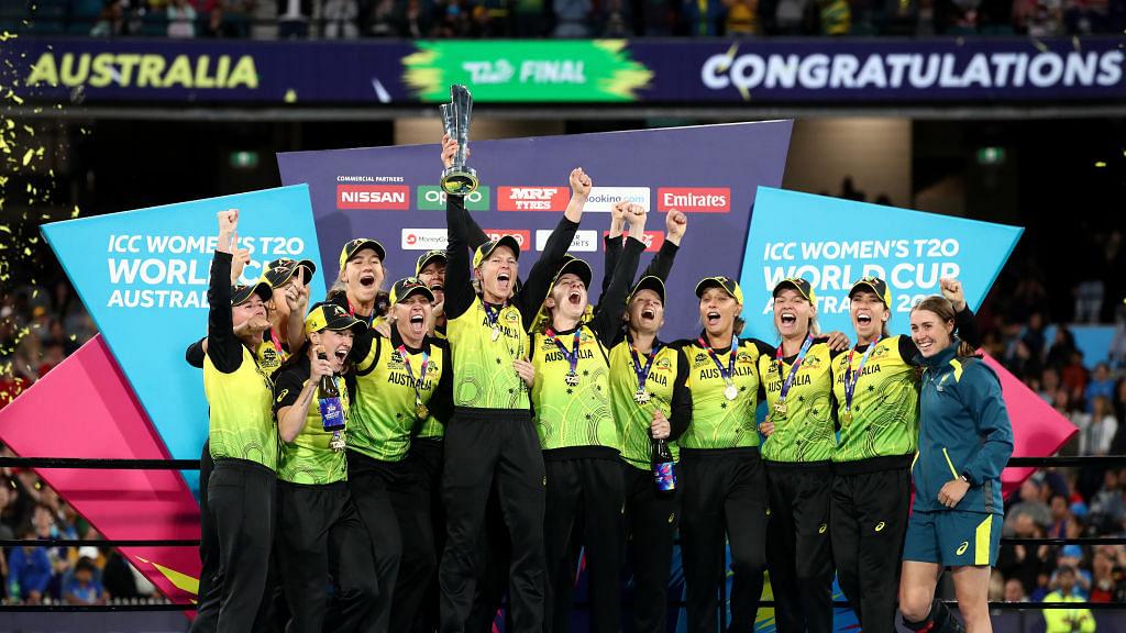 India vs Australia Women's T20