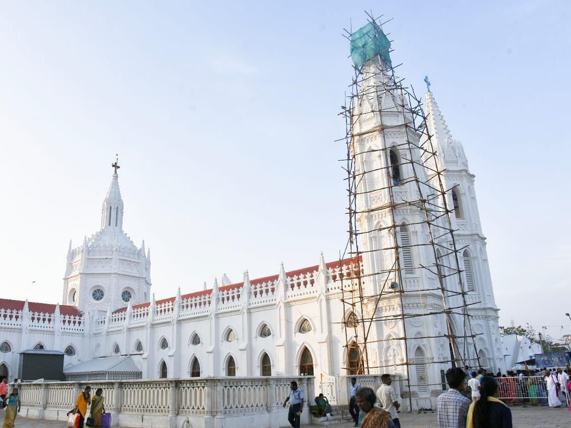 `2 மாதங்களில் 6 பலி; 18 பேர் மீட்பு!' - அச்சுறுத்தும் வேளாங்கண்ணி கடல்