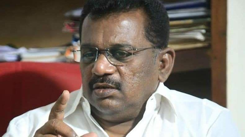 முன்னாள் அமைச்சர் சுரேஷ்ராஜன்