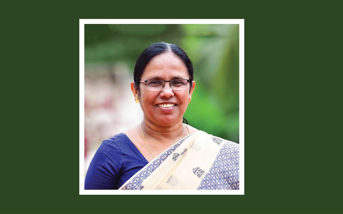 சலிக்காத போராட்டமே சைலஜா டீச்சர்!