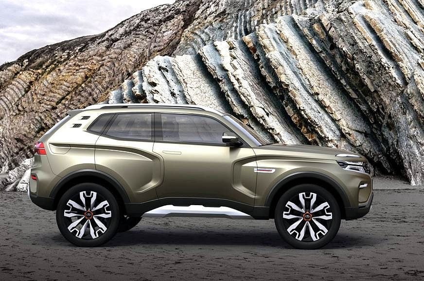 Compact SUV Concept
