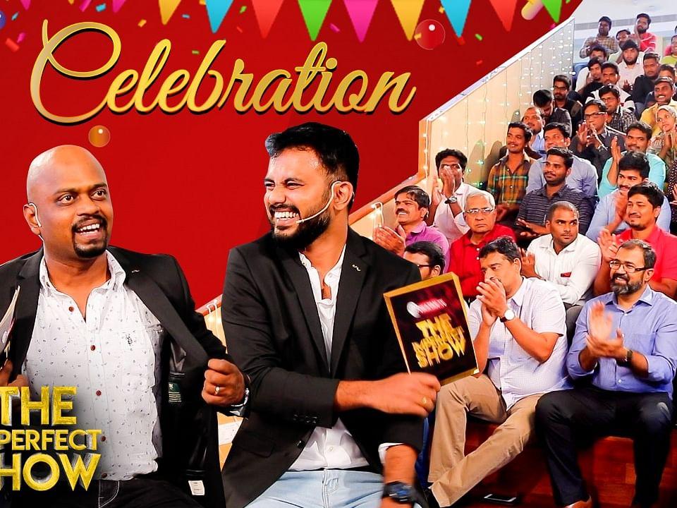 ``இது குடும்ப விழா!'' - 3rd-year Celebration of IPS | The Imperfect show