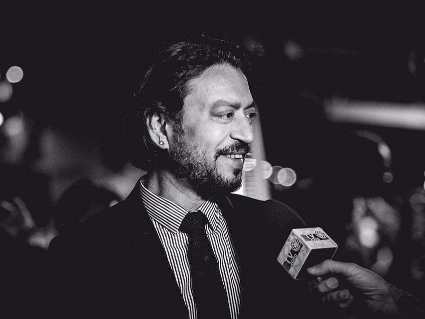 """``விருது நிகழ்ச்சிக்கு என் மனைவியையும் அழைத்து வரலாமா?"""" - நிருபரிடம் அனுமதி கேட்ட இர்ஃபான் கான்"""