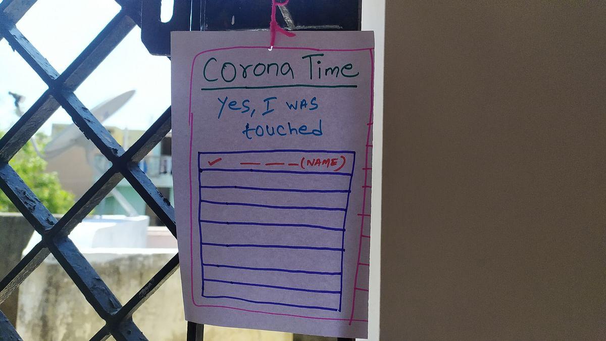Corona Checklist
