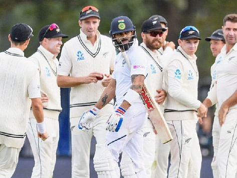 `மீண்டும் ஒயிட்-வாஷ்...!' -இந்திய அணியை வீழ்த்தியது நியூசிலாந்து #NZvInd