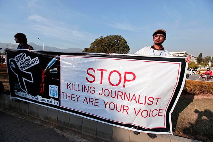 Journalist Killing