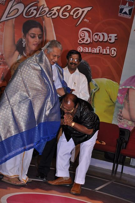 visu with TP Gajendran