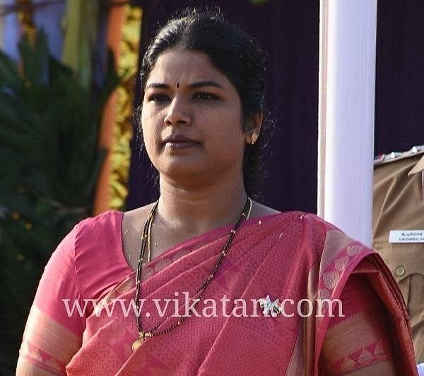 ஆட்சியர் ஷில்பா பிரபாகர்சதீஷ்