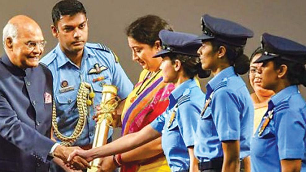 நாரி சக்தி புரஸ்கார் விருது
