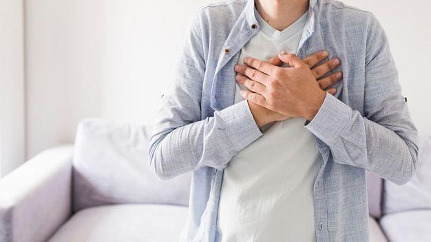 chest pain / Representational Image