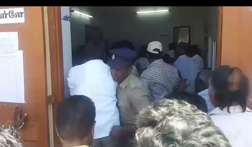 கோத்தகிரி கூட்டுறவு தேர்தல்