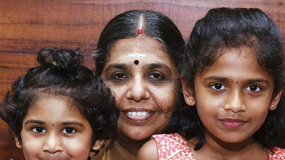 சரஸ்வதி அசோகன்