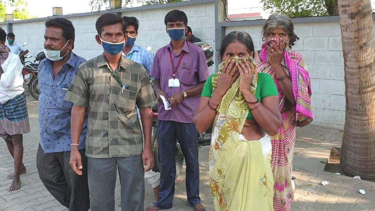 சம்பவ இடத்தில் இருந்த நபர்கள்