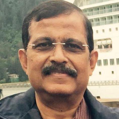 Infectious disease expert Dr.K.Balasubramanian