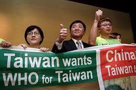 Taiwan- WHO