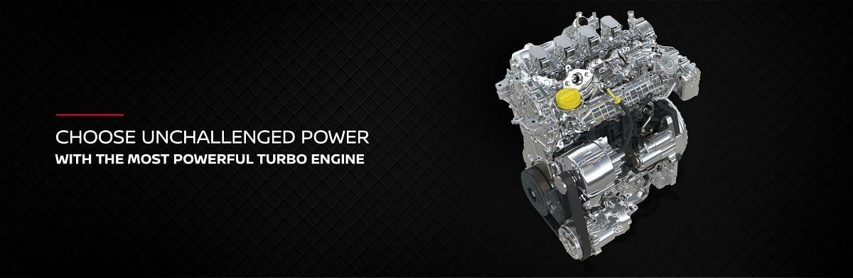 1.3 Litre Turbo Petrol Engine