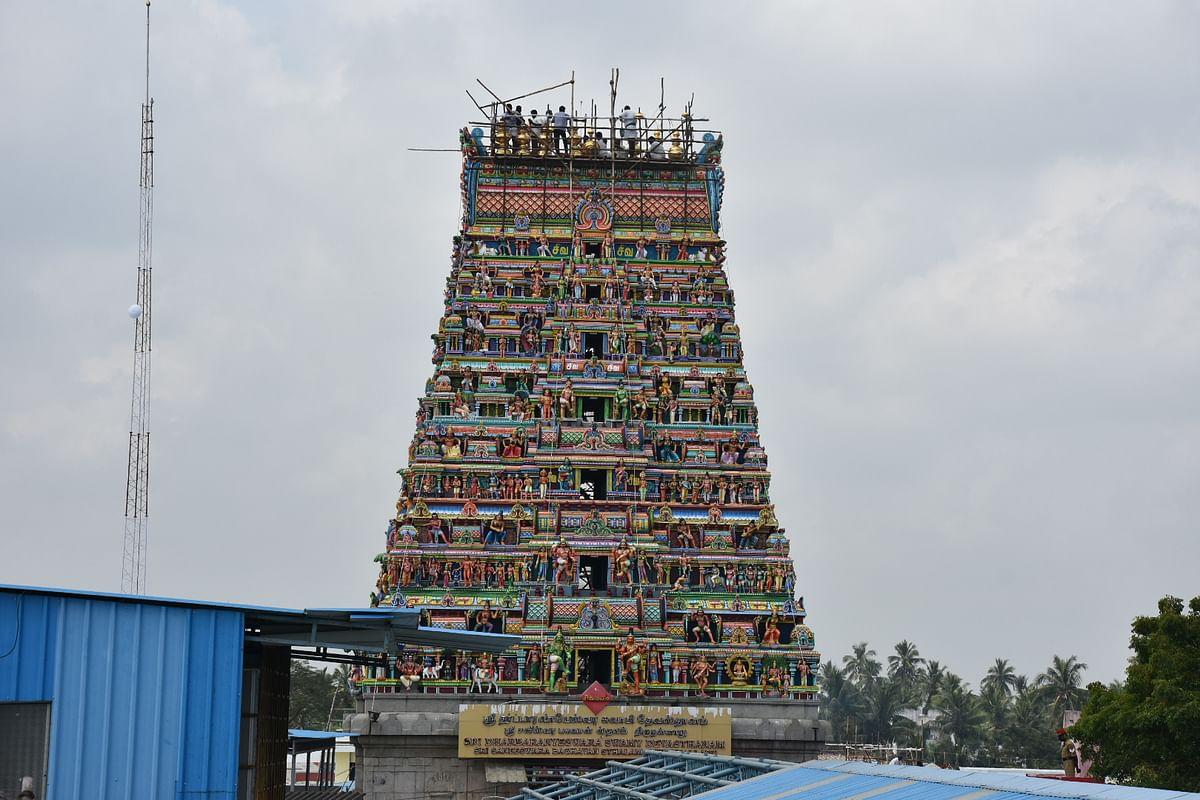 பிரம்மோற்சவ விழா ரத்து