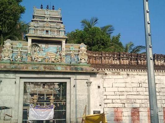 பக்கா பிளானிங்... மரத்தில் கயிறுகட்டி கோயிலில் கொள்ளை... வெளியான சிசிடிவி காட்சிகள்!
