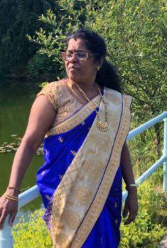 முருகனின் அக்கா ராஜேஸ்வரி