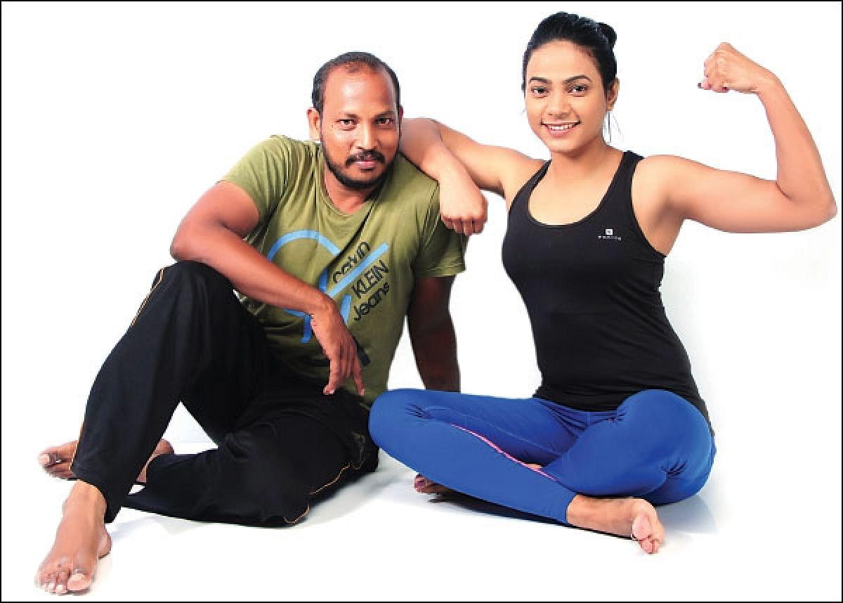 Physiotherapist Vasanth