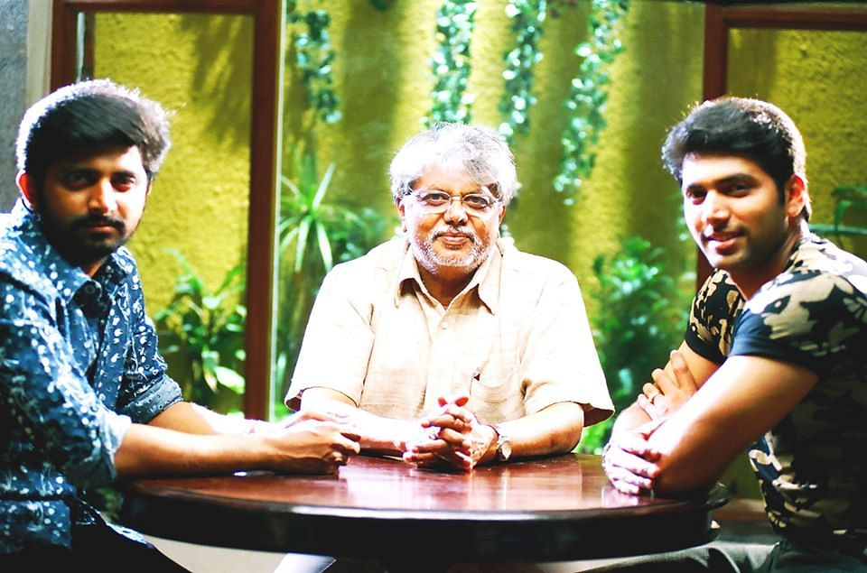 Editor Mohan, Mohan Raja, Jayam Ravi