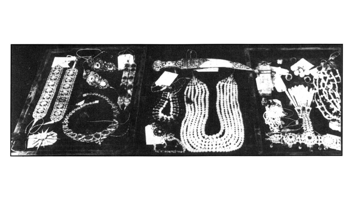 வருச நாட்டு ஜமீன் கதை - 1