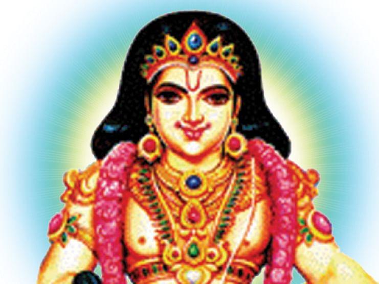 தர்மசாஸ்தா துதிப்பாடல்!