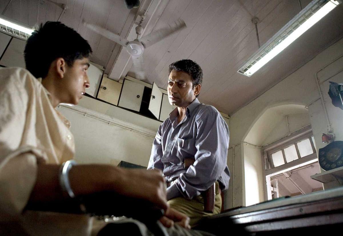 Irrfan Khan in `Slumdog Millionaire'