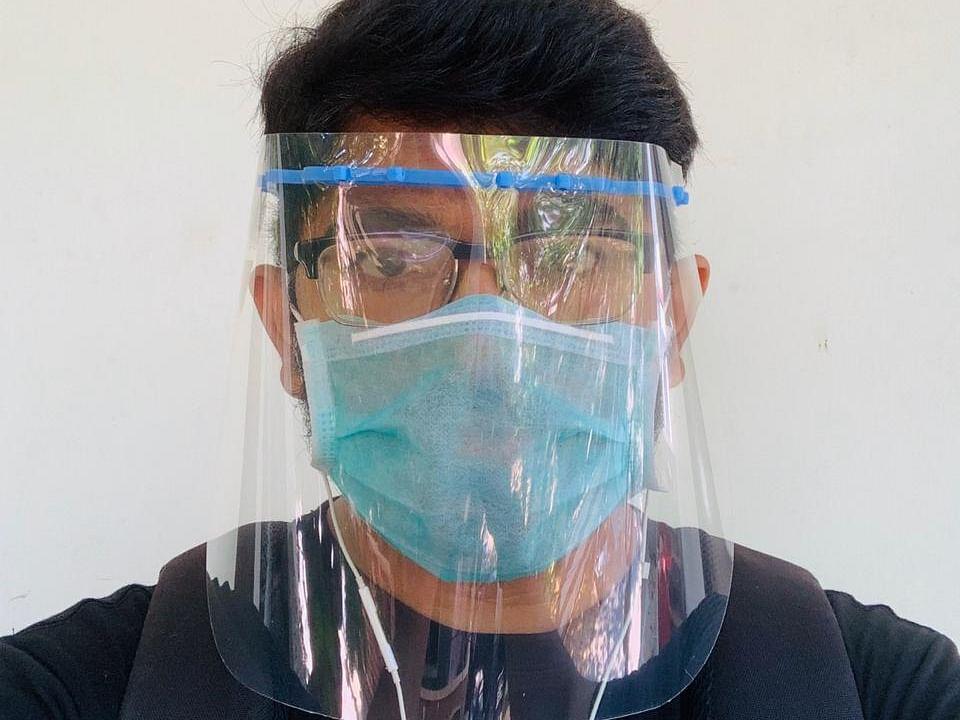 `3டி மாஸ்க் 24 மணிநேரம் பயன்படுத்தலாம். ஆனா...'- 3டி மாஸ்க் பயன்பாட்டு வழிமுறைகள்#GoodReadAtVikatan