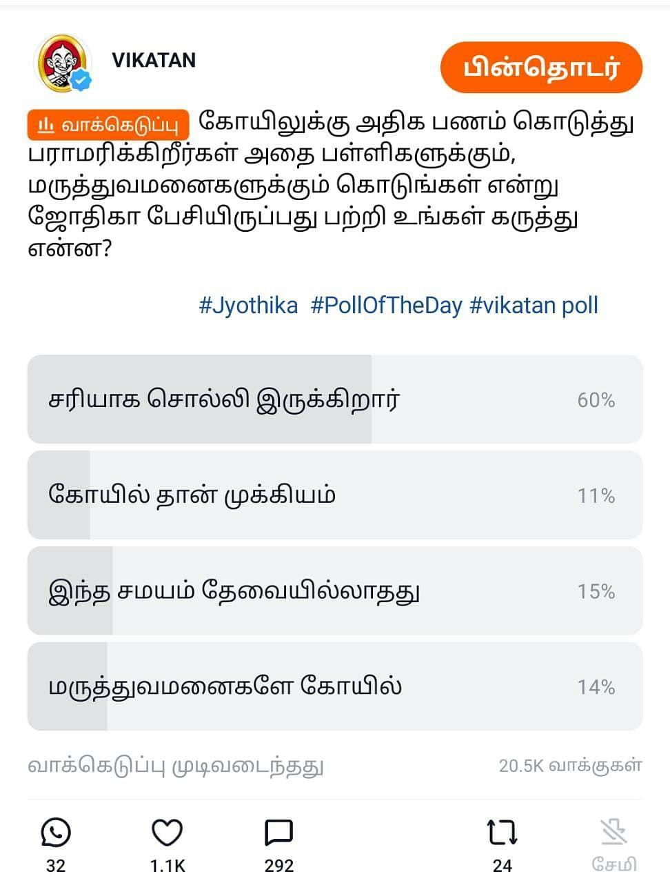 Helo Poll