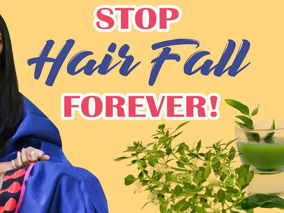 முடி உதிர்வதை தடுக்க இதை செய்தாலே போதும்! #15dayschallenge #Hairtips Day 6