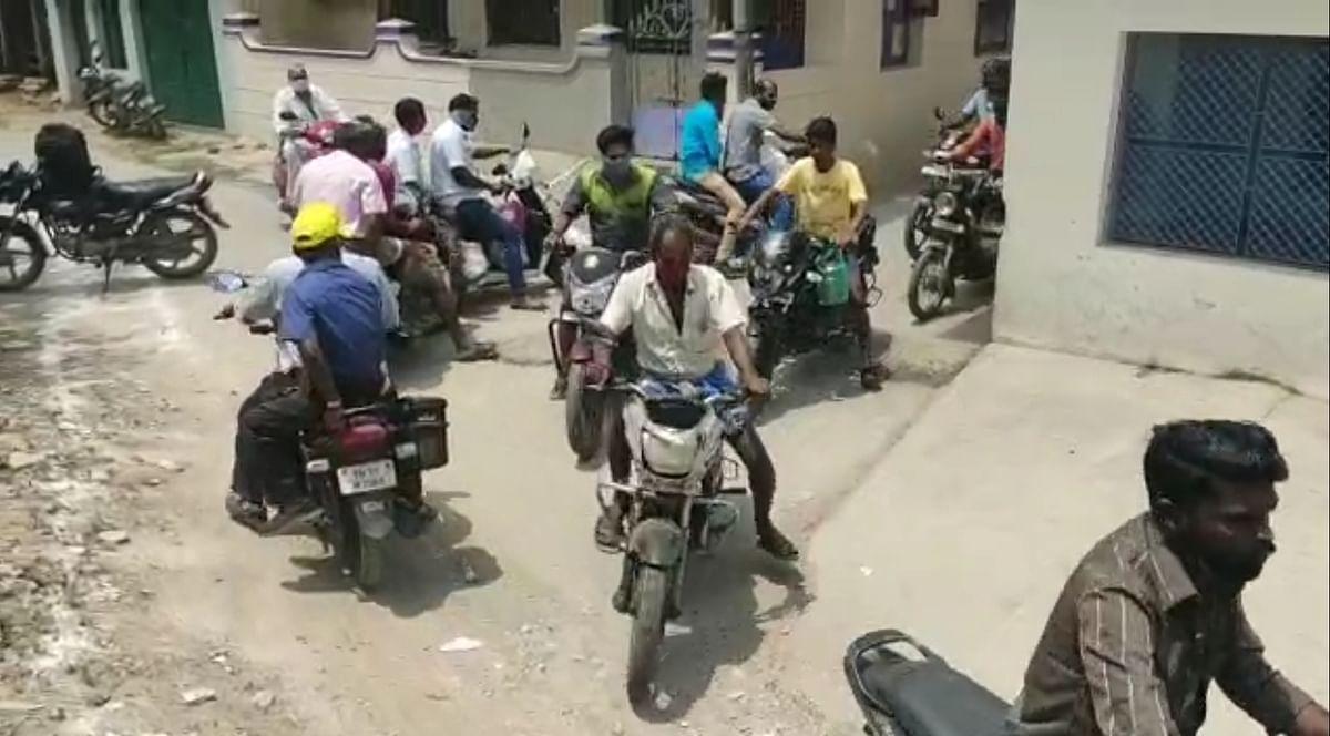 காஞ்சிபுரம் 144 தடை உத்தரவு