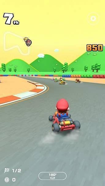 Mario Kart Your