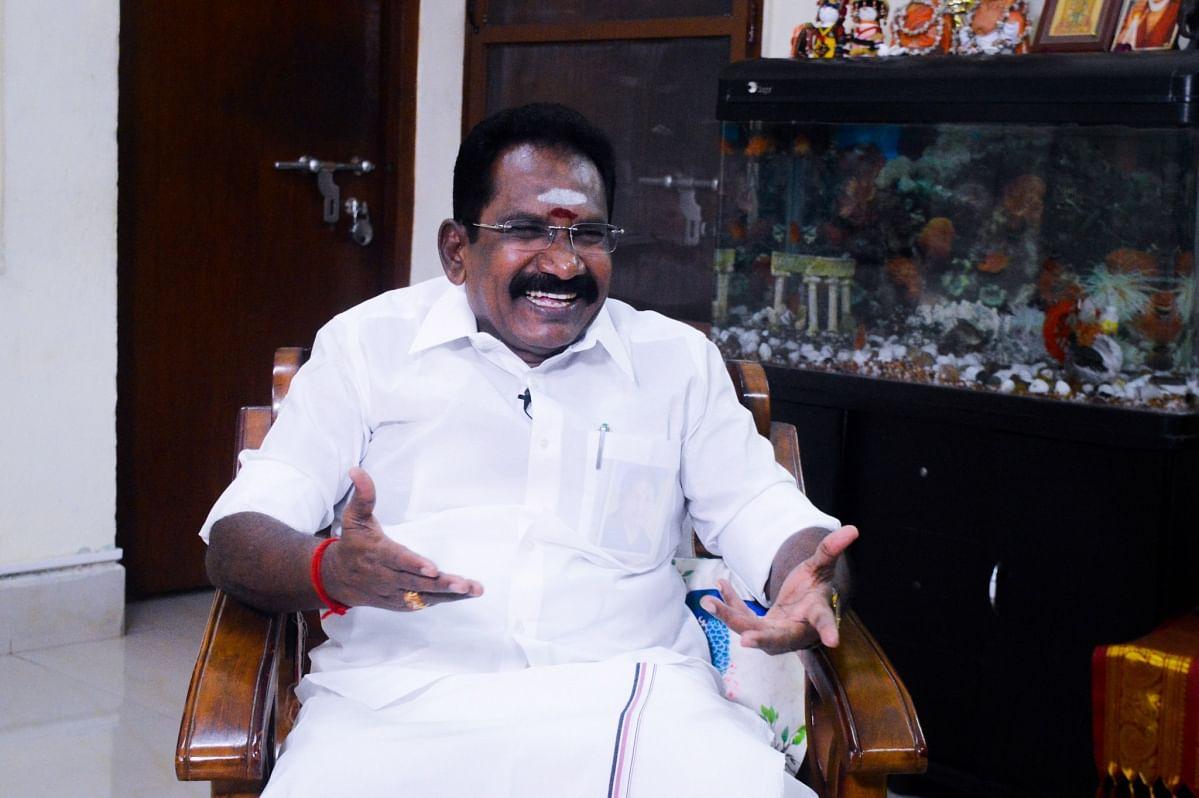 செல்லூர் ராஜூ