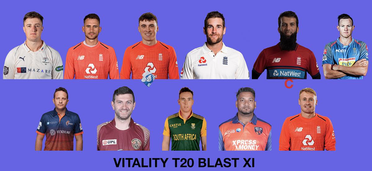 Vitality Blast XI