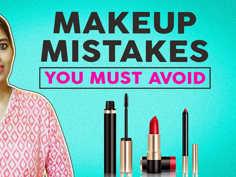 How to avoid makeup mistakes | Tips for flawless face #15dayschallenge Day 12
