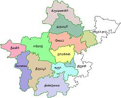 கொங்கு மாவட்டங்கள்