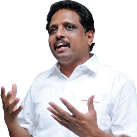 சு.வெங்கடேஷன் எம்.பி