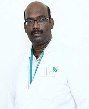 Infectious disease expert Dr.Sureshkumar