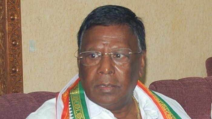 முதல்வர் நாராயணசாமி