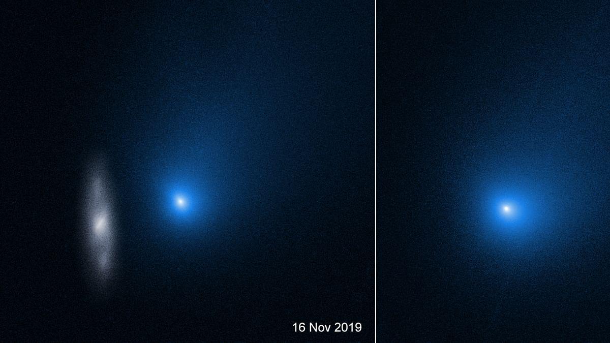 21/Borisov Comet