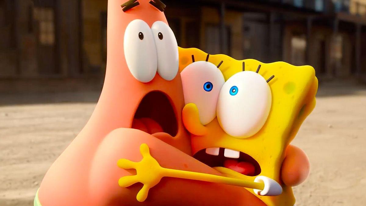 The Sponge bob Movie: Sponge on the Run