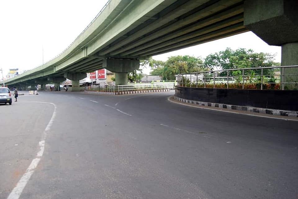 திருப்பூர் பழைய பேருந்து நிலையம் அருகே