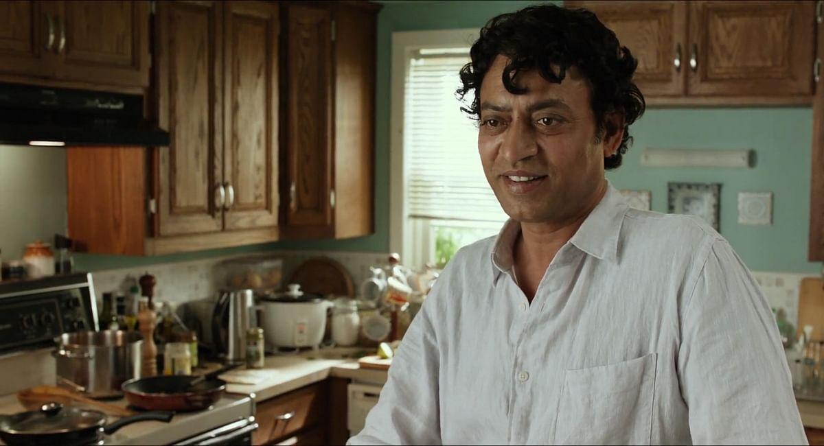 Irrfan Khan in `Life of Pie'