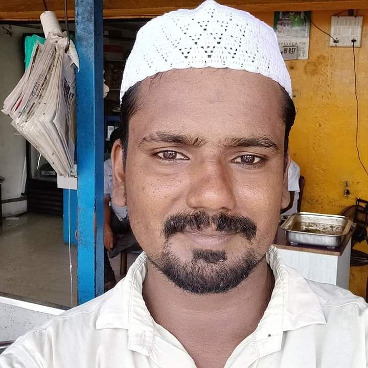 பிரியாணி மாஸ்டர் சவாத் அஹமத்