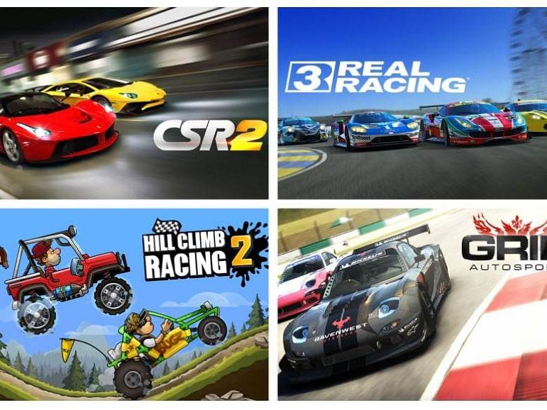 டைம்போறதேதெரியாம விளையாட அட்டகாசமான 5 ரேஸிங்கேம்ஸ்! #RacingGames